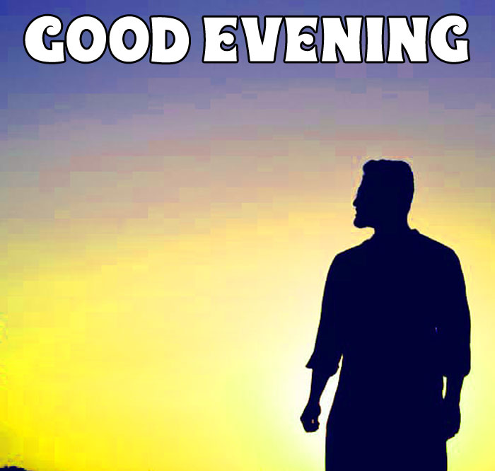 Good Evening alone boy picture download