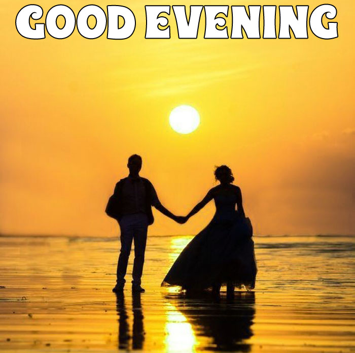 Good Evening couple images hd download