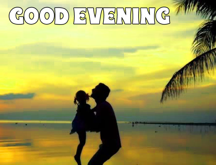 Good Evening images with mom hd download