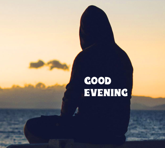 Good Evening loneliness alone images