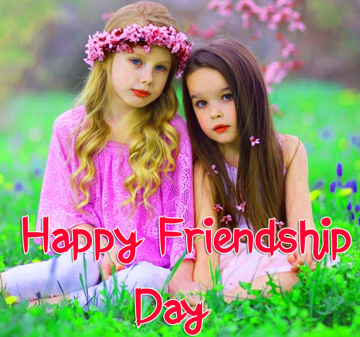 Happy Friendship Day images cute girl hd