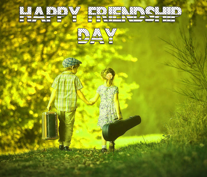 Happy Friendship Day images with cute hd download