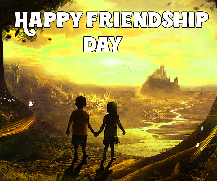 Happy Friendship Day images with cute hd