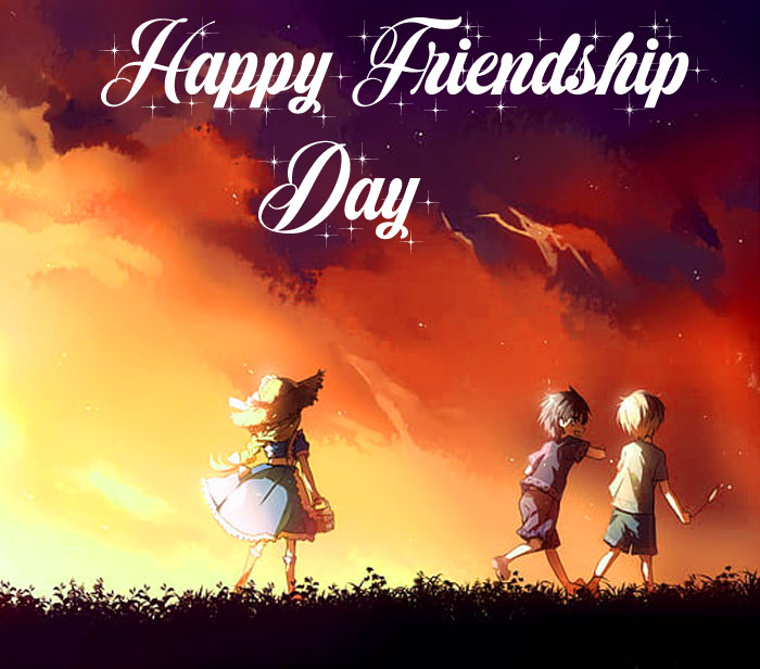 Happy Friendship Day pics with cute baby hd