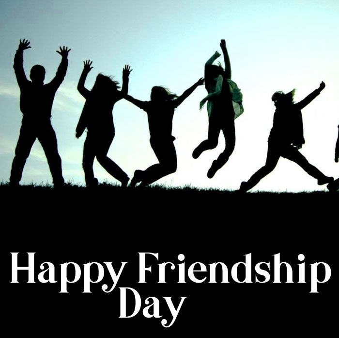 amazing Happy Friendship Day photo with facebook hd download