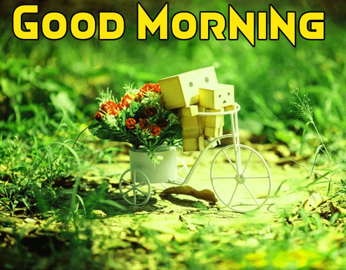 cute baby good morning picture