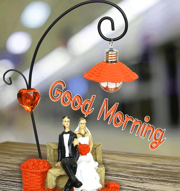 cute couple Good Morning images hd