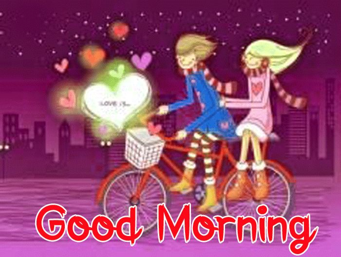 cute lover Good Morning images hd