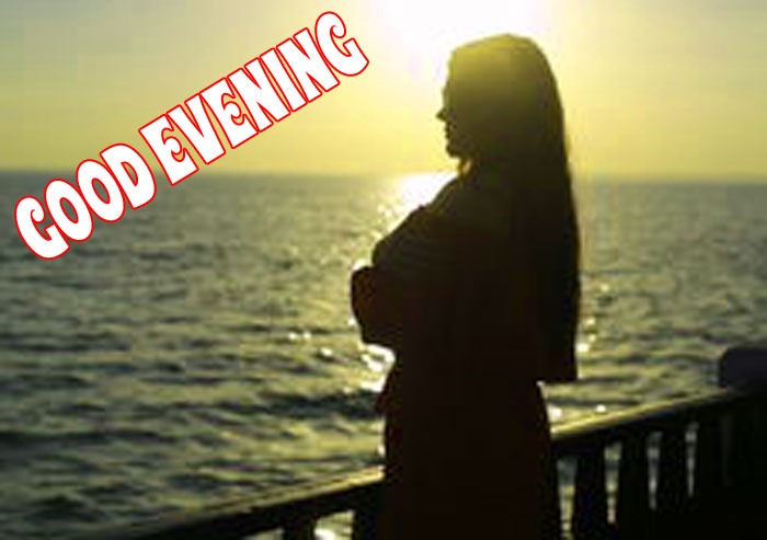 girl dream Good Evening photo free download