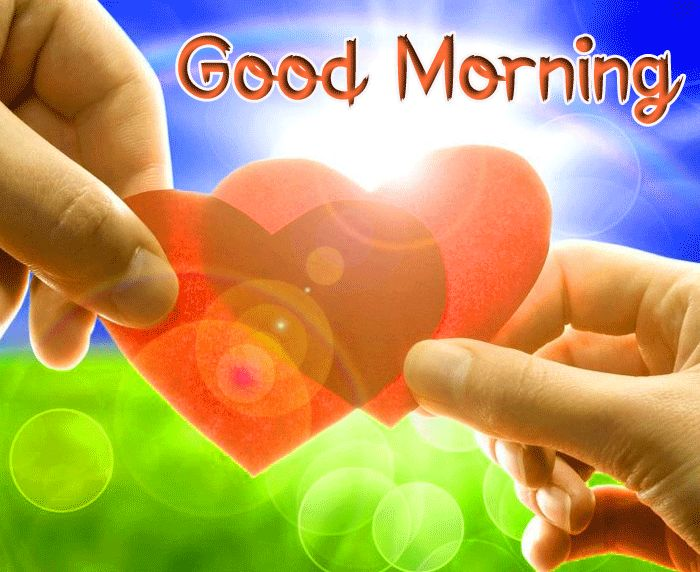 hand love Good Morning images hd