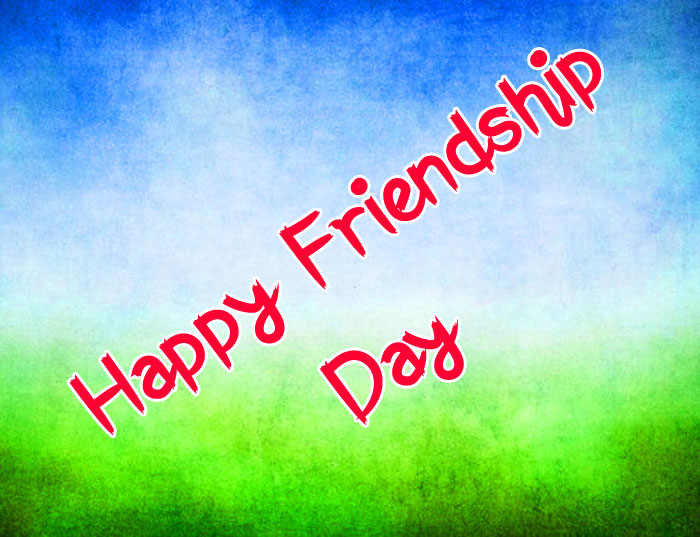 latest Happy Friendship Day green grass images hd
