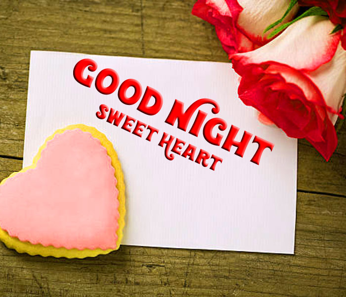 love and paper Good Night Sweet Heart images hd