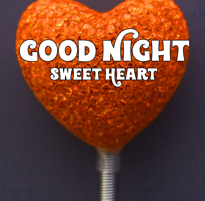 red love Good Night Sweet Heart photo hd download
