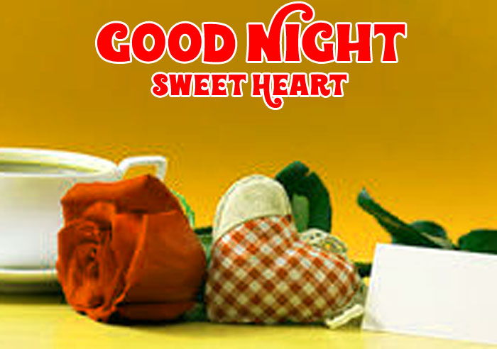 sheeet of paper Good Night Sweet Heart images hd