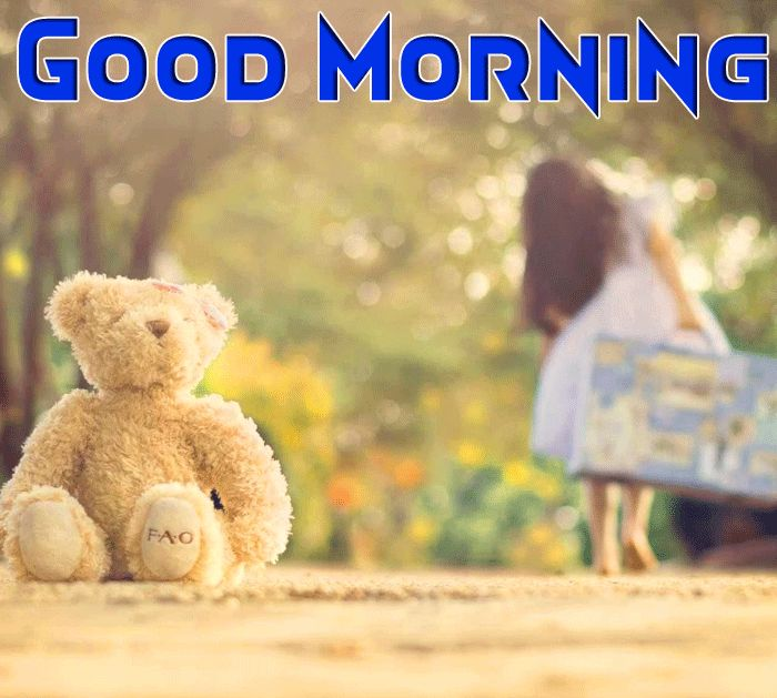 sweet baby good morning images