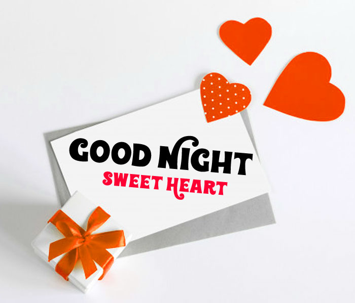 three love Good Night Sweet Heart images hd download