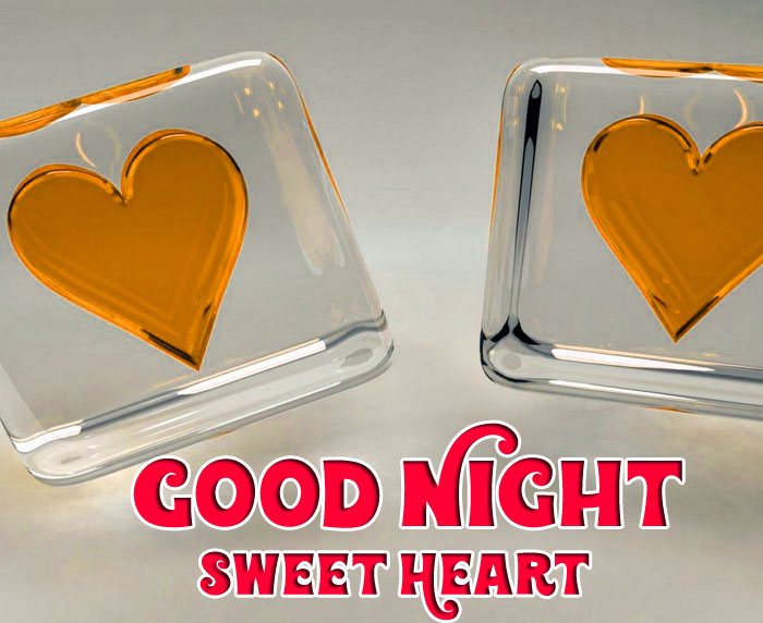 two lovve Good Night Sweet Heart images hd