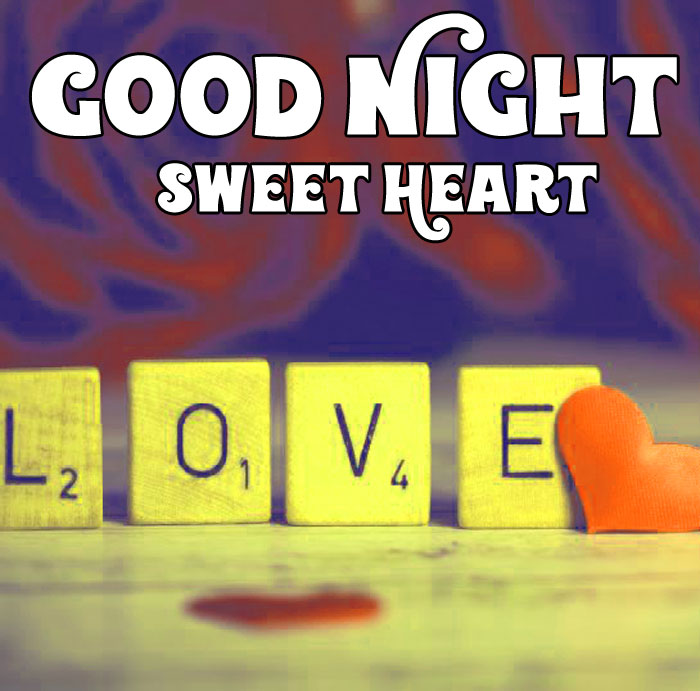 wishes Good Night Sweet Heart images hd