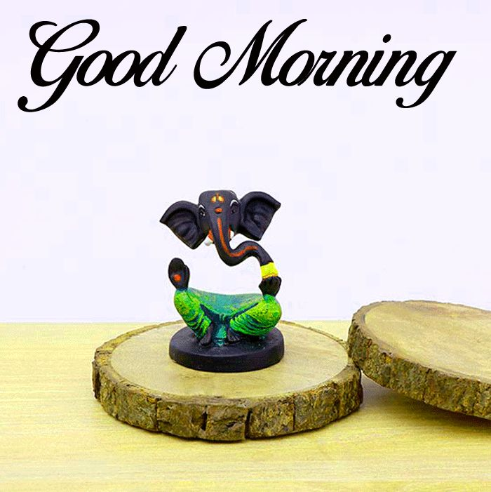 Lord Ganesha Good Morning pics with amazing hd download