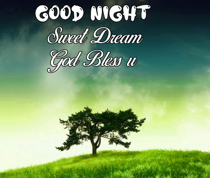 best tree Good Nihgt Sweet Dream God Bless You images