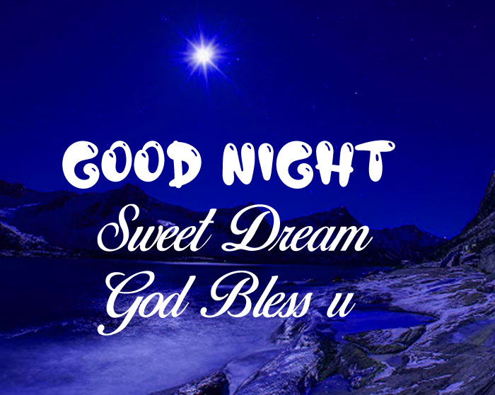 latest Good Nihgt Sweet Dream God Bless You hd picture