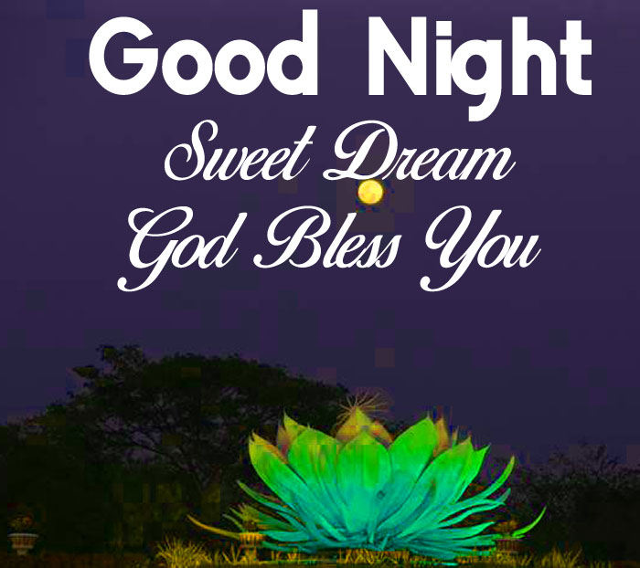 lotus Good Nihgt Sweet Dream God Bless You moon images