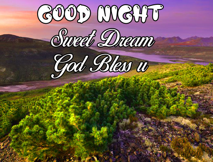 nature Good Nihgt Sweet Dream God Bless You images