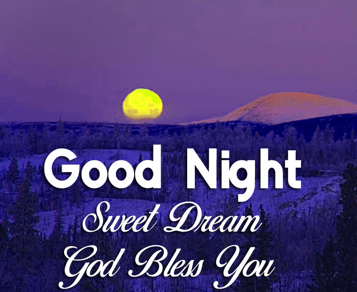 rising Good Nihgt Sweet Dream God Bless You moon images