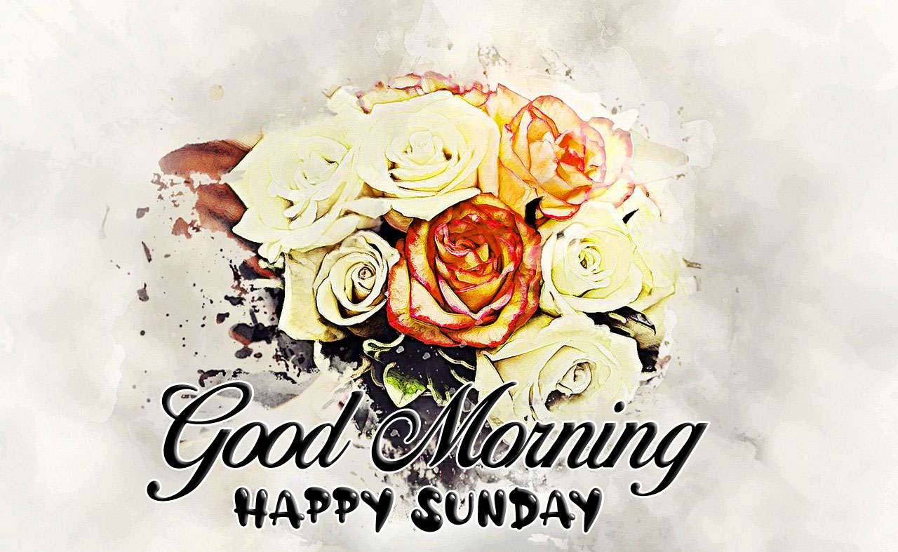 love Good Morning Happy Sunday images