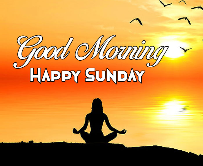 naature Good Morning Happy Sunday images hd