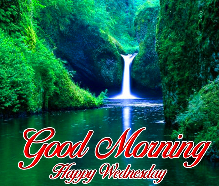 nature Good Morning Happy Wednesday hd wallpaper