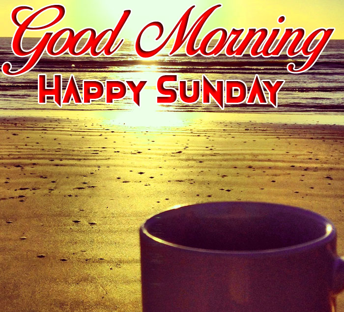 new coffee Good Morning Happy Sunday images hd