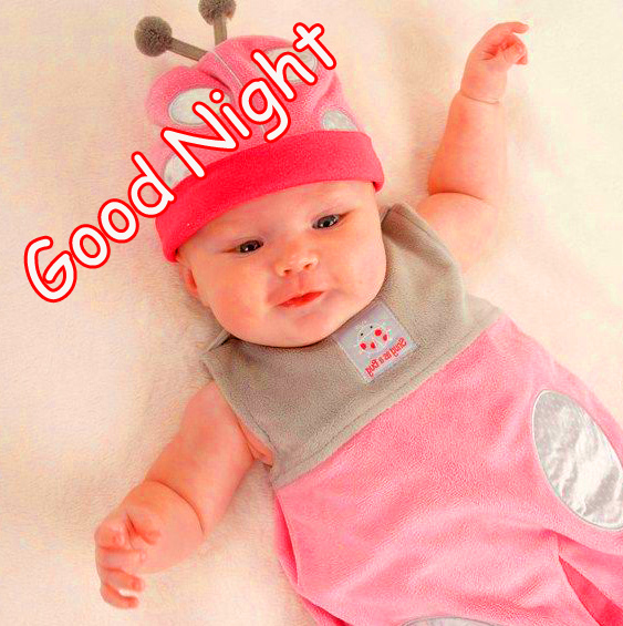 Baby HD Good Night Picture
