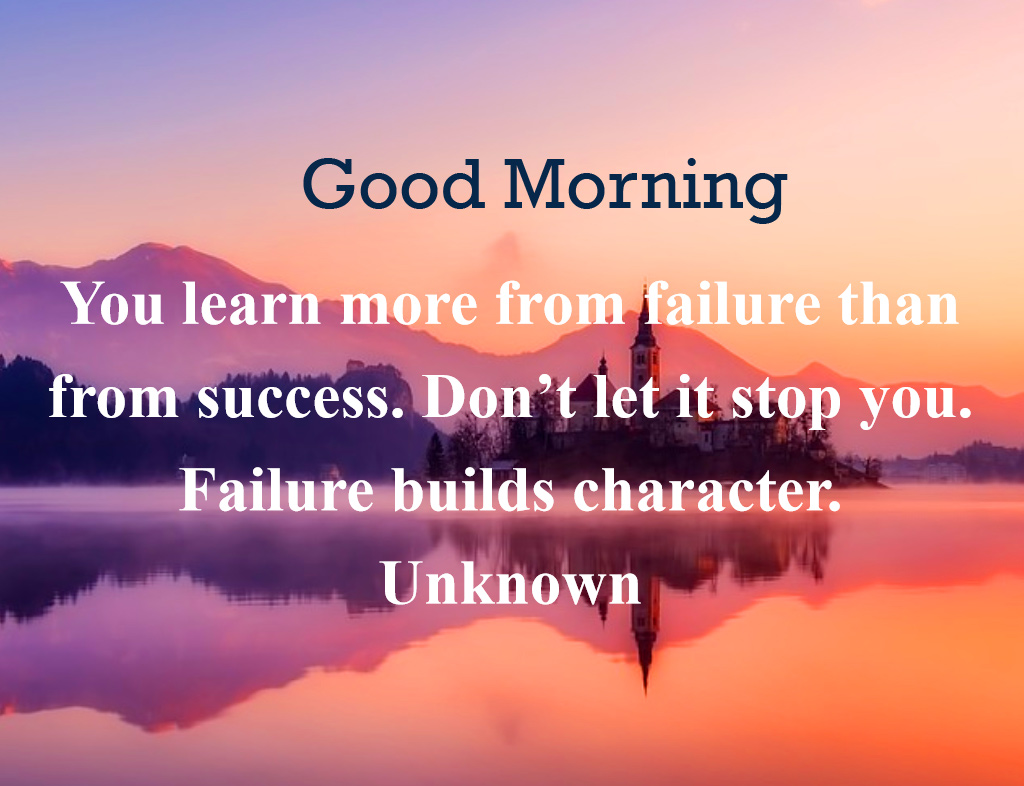 Beautiful Motivational Quotes Good Morning Pic