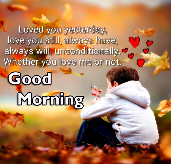 Beautiful Thought Good Morning Pic