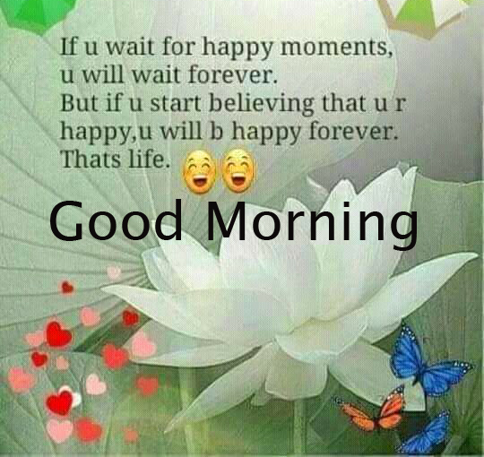 Best Quotes Good Morning Image