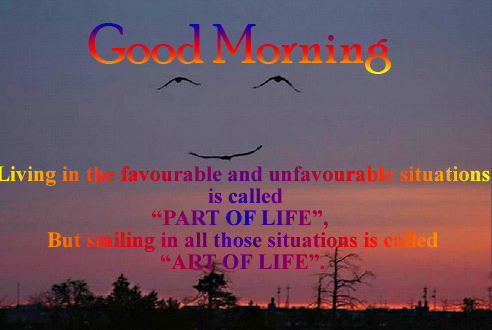 Best Quotes HD Good Morning Wallpaper