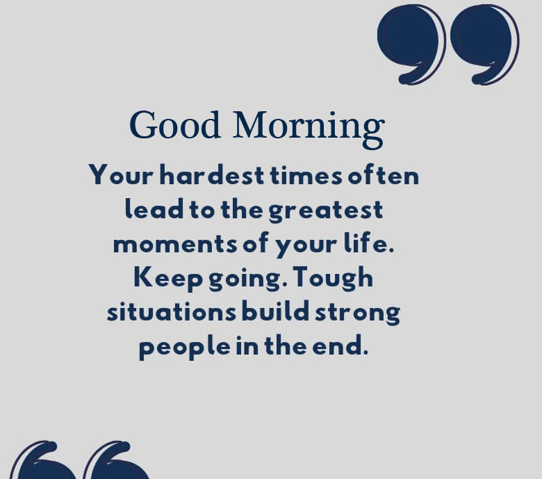 Best Success Motivational Quotes Good Morning Image