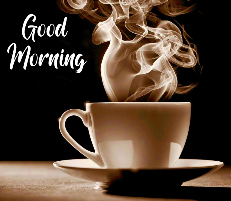 Coffee Cup Good Morning Image