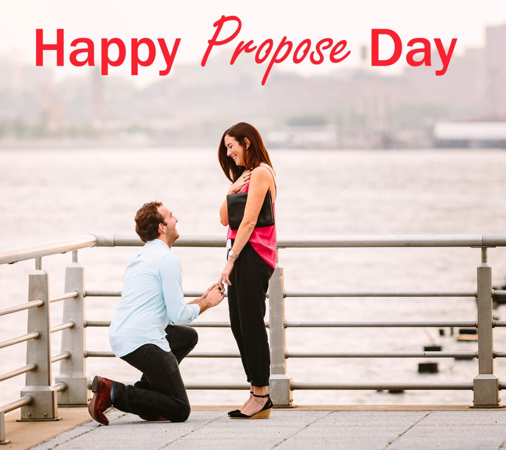 53+ Love Happy Propose Day Couple Pictures