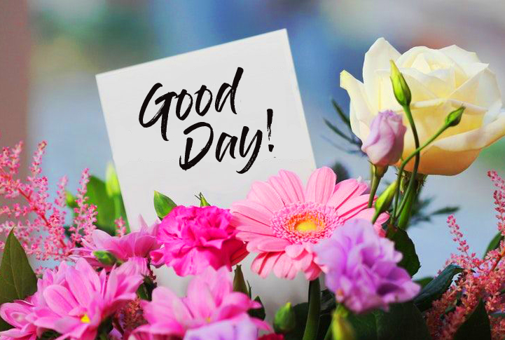 Flowers Good Day HD Image