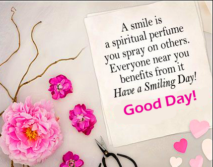 Good Day Card with Message