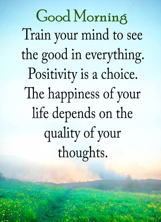 Good Morning Mind Quotes Pic