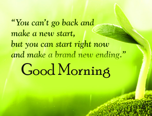 Good Morning Wish with Beautiful Quotes HD