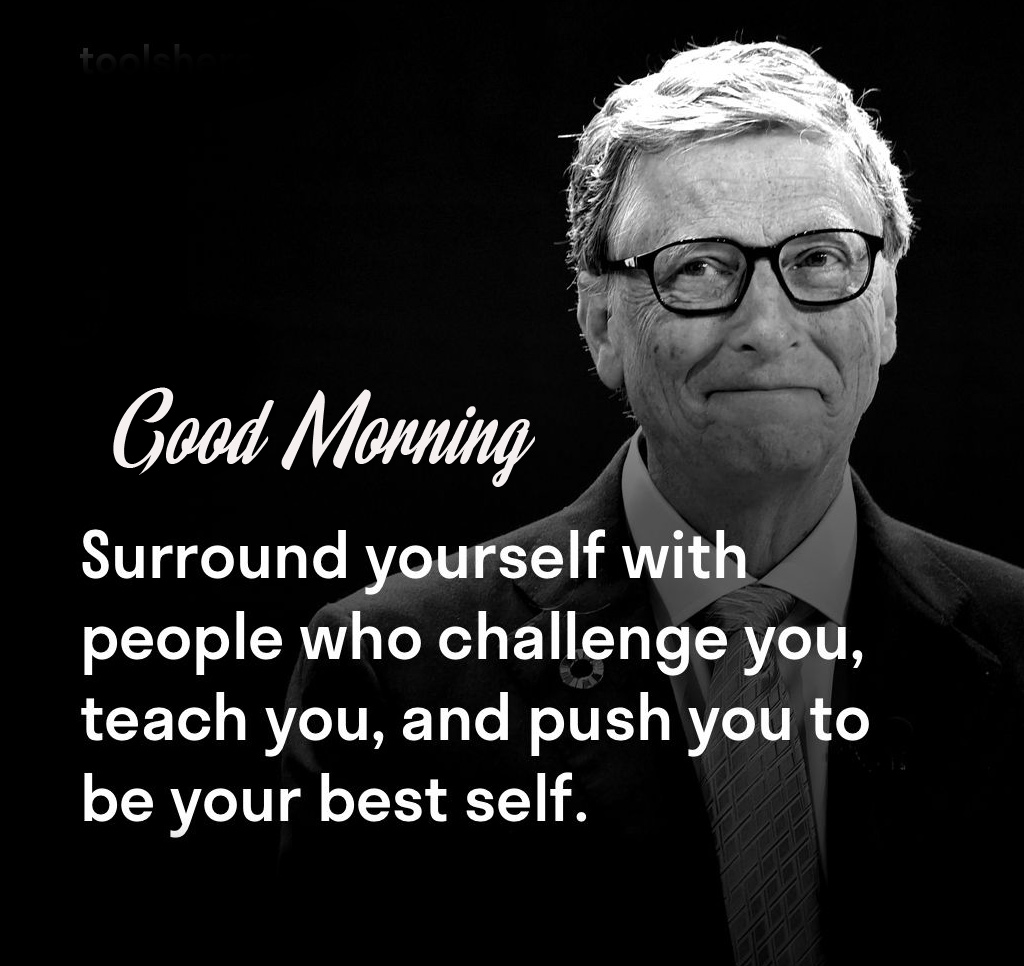 Good Morning Wish with Great Quotes