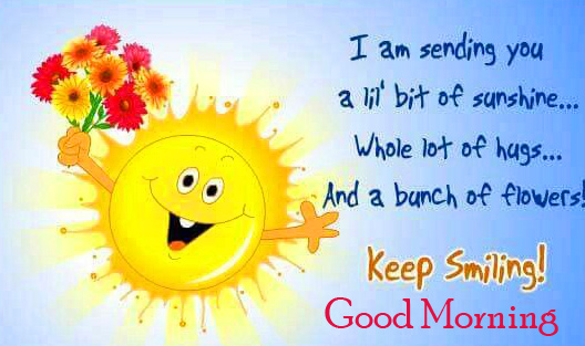 Good Morning Wish with Happy Quotes