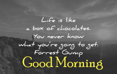 Good Morning Wish with Life Quotes
