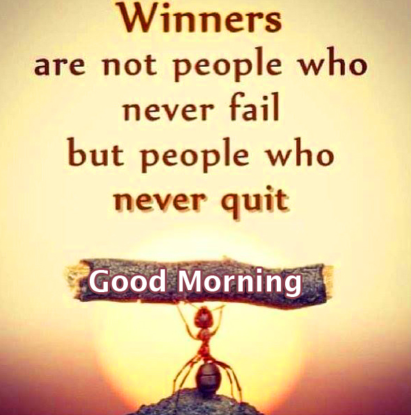 Good Morning with Best Quotes