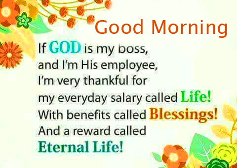 Good Morning with God Quotes