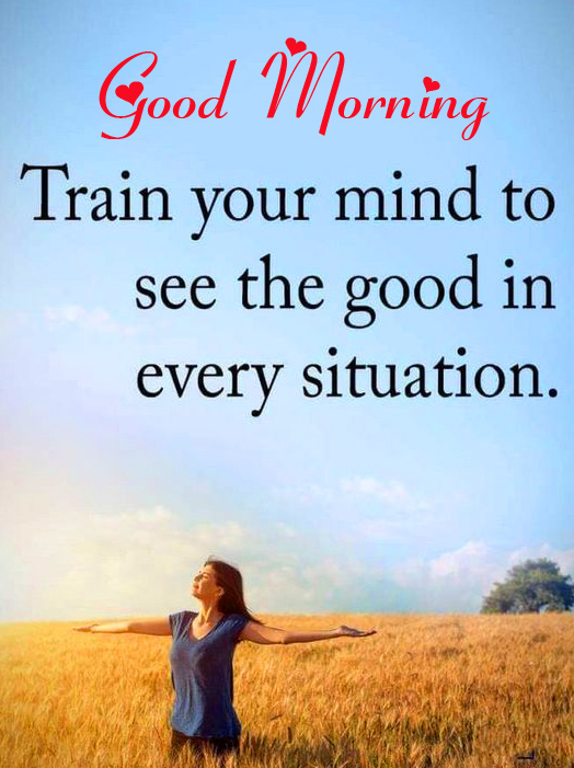Good Morning with Good Thought